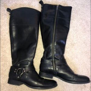 Frye tall riding boots size 10